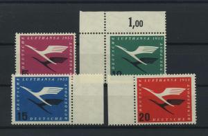 BUND 1955 Nr 205-208 postfrisch (116767)