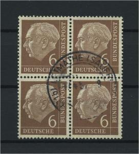 BUND 1954 Nr 180 gestempelt (116774)