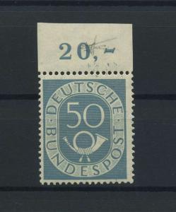BUND 1951 Nr 134 postfrisch (116785)