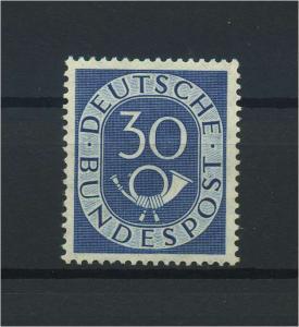 BUND 1951 Nr 132 postfrisch (116786)
