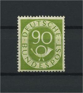 BUND 1951 Nr 132 postfrisch (116787)