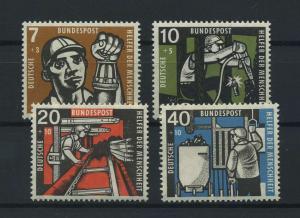 BUND 1957 Nr 270-273 postfrisch (116792)