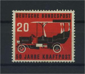 BUND 1955 Nr 211 postfrisch (116794)