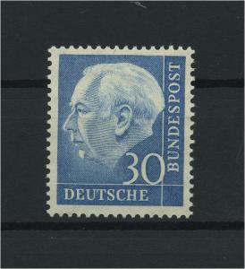 BUND 1954 Nr 187 postfrisch (116795)