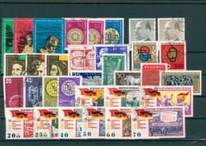 DDR Jahrgang 1965 gestempelt (202399)