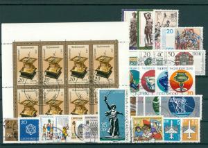 DDR Jahrgang 1983 gestempelt (202417)