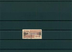 DDR 1959 ZKD Nr 29 gestempelt (400007)