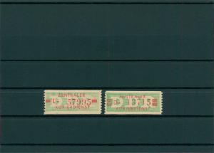 DDR 1959 ZKD Nr 30-31 postfrisch (400008)