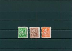 SBZ 1945 Nr 23-25b postfrisch (400015)