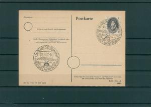 DDR 1950 SST Beleg NEUKLOSTER siehe Beschreibung (202610)