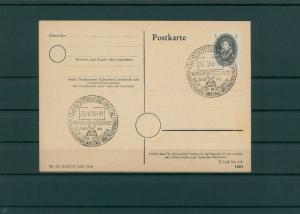 DDR 1950 SST Beleg SCHOENEBERG siehe Beschreibung (202615)