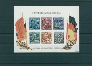 DDR 1955 Bl.13 postfrisch (202621)