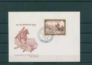 SAARLAND 1951 Nr 305 gestempelt (202650)