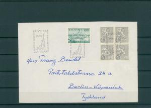 FINNLAND 1858 Brief siehe Beschreibung (202663)