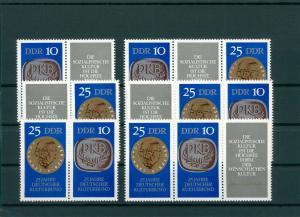 DDR 1970 Nr 1592-1593 postfrisch (202677)