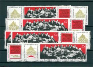 DDR 1970 Nr 1598-1600 postfrisch (202681)