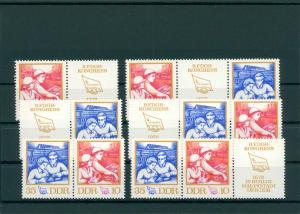 DDR 1972 Nr 1761-1762 postfrisch (202683)