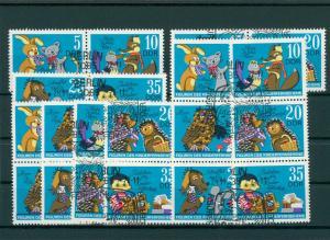 DDR 1972 Nr 1807-1812 gestempelt (202699)