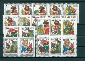 DDR 1976 Nr 2187-2192 postfrisch (202703)