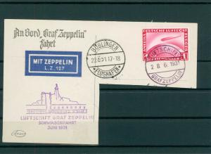 DEUTSCHES REICH 1931 Nr 455 gestempelt (202713)