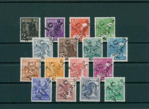 SBZ 1948 Nr 166-181 III postfrisch (202723)
