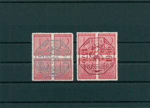ROSSWEIN 1946 Nr 1-2 postfrisch (202727)