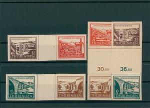 SBZ 1946 ZD WZd1-SZd2 postfrisch (202729)