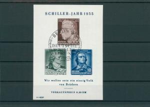DDR 1955 Bl.12 gestempelt (202740)