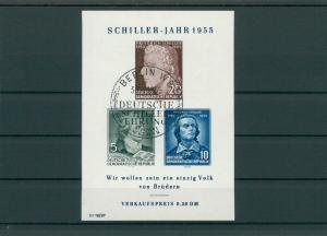 DDR 1955 Bl.12 gestempelt (202742)
