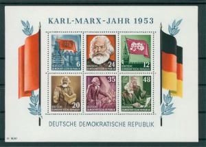DDR 1953 Bl.8A postfrisch (202756)