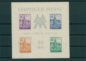SBZ 1945 Bl.5Y postfrisch (202776)