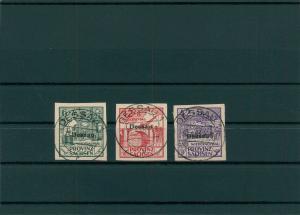 DESSAU 1946 Nr I-IIIB gestempelt (400034)