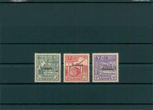 DESSAU 1946 Nr I-IIIA postfrisch (400035)