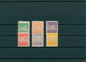 FALKENSEE 1945 Nr 1-6 siehe Beschreibung (400056)