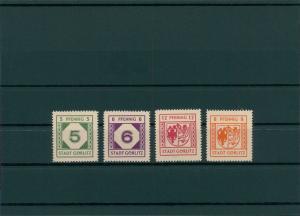 GOERLITZ 1945 Nr 5-8x postfrisch (400058)