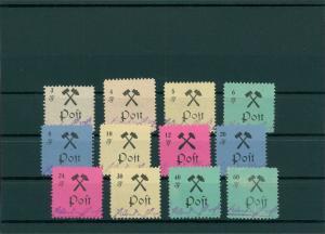 GROSSRAESCHEN 1945 Nr 13-24 postfrisch (400062)