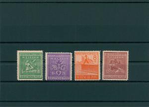 MEISSEN 1946 Nr 35-38 postfrisch (400068)