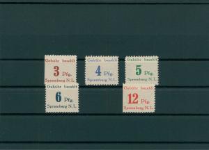 SPREMBERG 1945 Nr 1-6 postfrisch (400074)