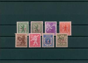 STORKOW 1946 Nr 1-8 postfrisch (400075)