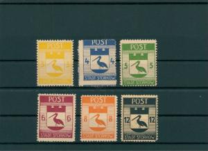 STORKOW 1945 Nr 9-14 postfrisch (400076)