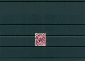 KAROLINEN 1899 Nr 2I gestempelt (400097)