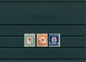FINNLAND 1930 Nr 158-160 gestempelt (400115)