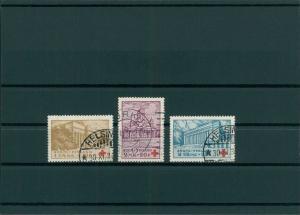 FINNLAND 1930 Nr 173-175 gestempelt (400116)