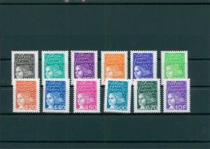 FRANKREICH 1997 Nr 3233-3244 postfrisch (400132)