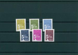 FRANKREICH 2003 Nr 3709-3714 postfrisch (400133)