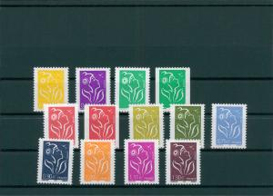 FRANKREICH 2005 Nr 3884-3894 postfrisch (400135)