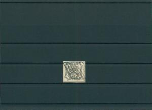 KIRCHENSTAAT 1852 Nr 9 gestempelt (400156)