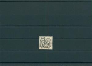 KIRCHENSTAAT 1852 Nr 9 gestempelt (400157)