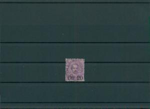 ITALIEN 1890 Nr 57 gestempelt (400165)