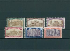 ITALIEN 1924 Nr 206-211 siehe Beschreibung (400173)